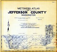 Index Map, Jefferson County 1952